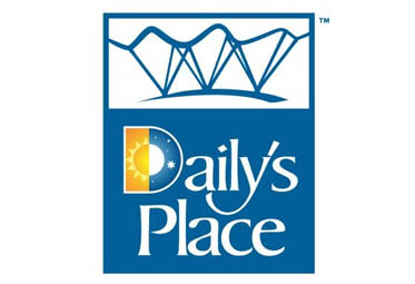 Visit Daily's Place Music Arena website