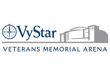 Visit Vystar Veterans Memorial Arena
